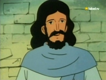 Jesus, Anime-Version