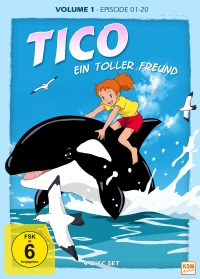 Tico DVD-Box Vol. 1