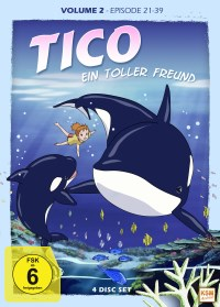 Tico DVD-Box Vol. 2