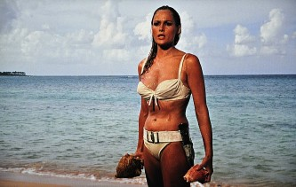 Ursula Andress in 'James Bond 007 jagt Dr. No' (1962)